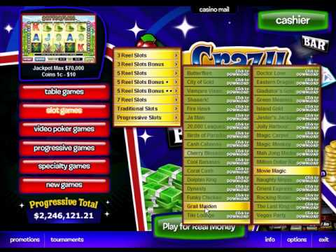 free casino games review