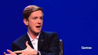 Chris Hughes, Publisher & EIC, TNR, and Co-Founder, Facebook at Gartner Symposium/ITxpo Orlando