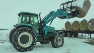 Hay 2012 - Dairy Farming in Canada