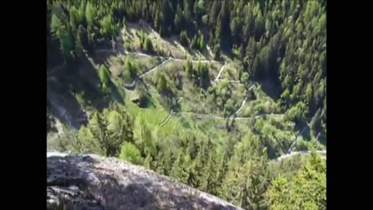 Klettersteig Umhausen : Stuibenfall klettersteig via ferrata bei umhausen im oetztal