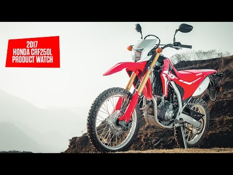 2017 HONDA CRF250L | PRODUCT WATCH | AUTOLIFE NEPAL