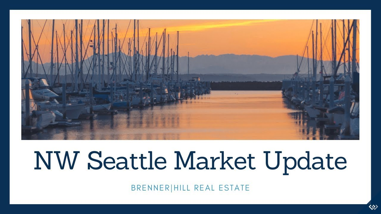 NW Seattle Real Estate Market Update