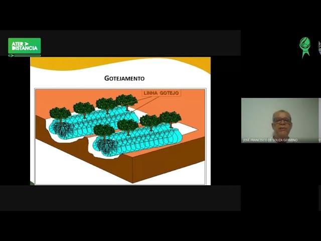 ATER A DISTÂNCIA_Videoconferência_Capacitação para Manejo de Irrigação