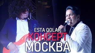 Penji Annaev - Esta Qolar Konsert Moskva Пенчи Аннаев - Эста колар Консерт 2019