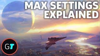 Destiny 2 Beta - PC Max Graphics Settings Explained