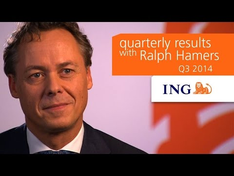 3Q14 Quarterly results with Ralph Hamers, CEO ING Group (9 subtitles available)