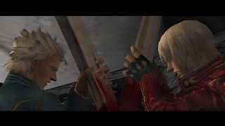 Devil May Cry 3 -Final Vergil Boss-Fight +Cutscenes !FEELINGS!