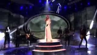 American Idol 2012 Carrie Underwood Blown Away