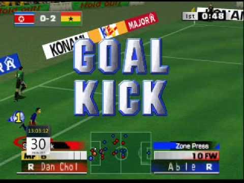 Ghana 3-1 Northern Korea 5th Stage
