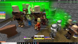 Roblox Field Of Battle (Part 19) Doing farming 7 Series