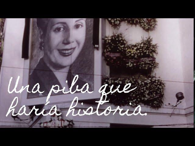 HISTORIA DE UN PIBE Y UNA PIBA - Eva Perón y Facundo Cabral