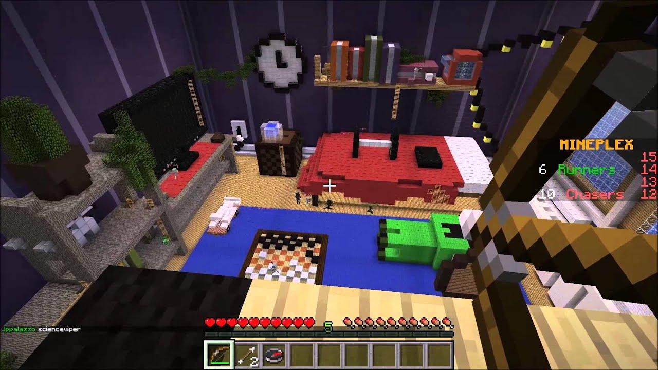 Minecraft Mini-Game - YouTube