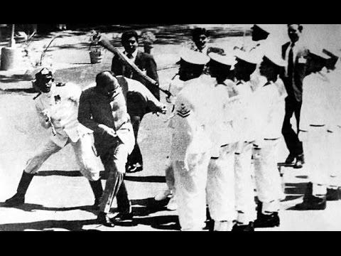 30 July 1987 Deadly Attack on Rajiv Gandhi