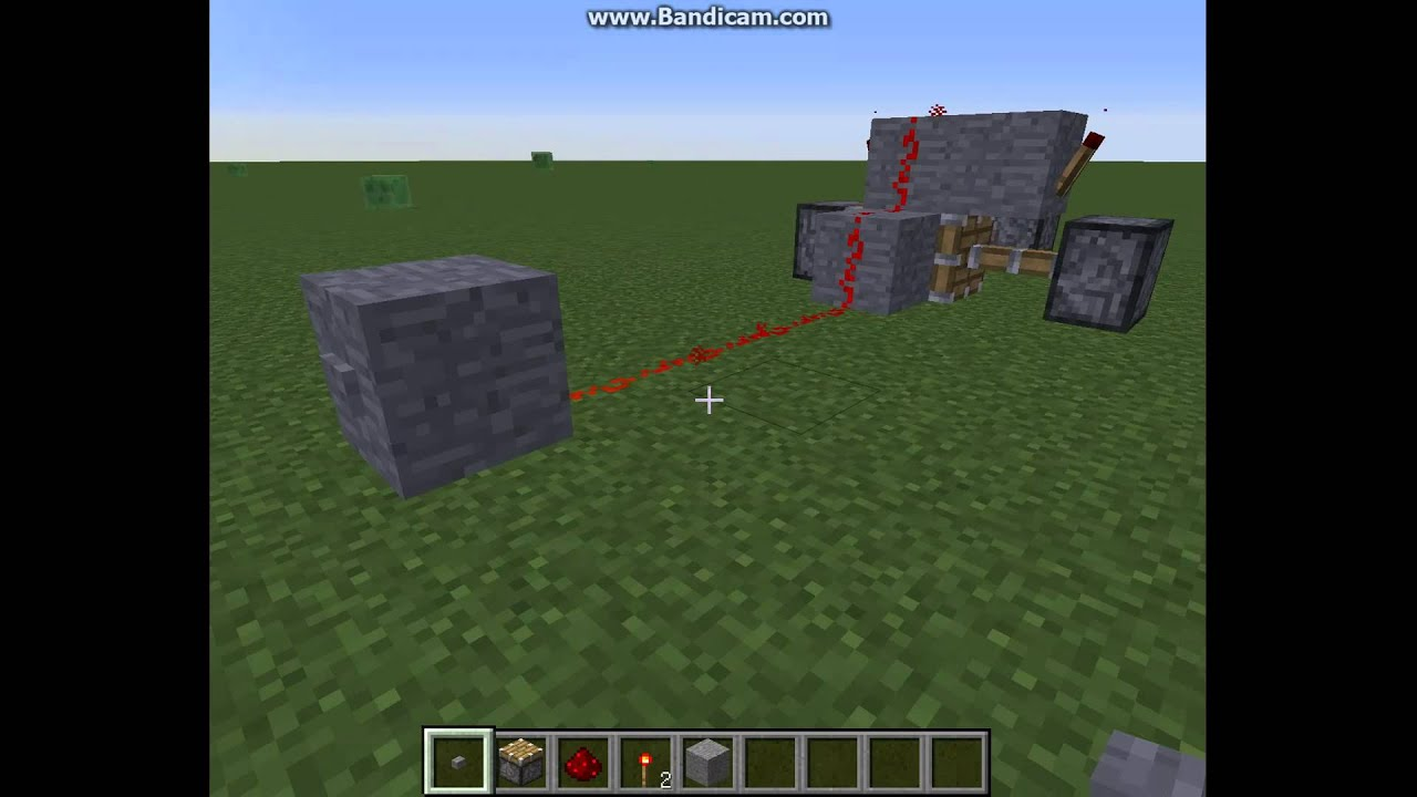 How To Make A Button Keep Redstone Stay On Youtube Related Minecraft Create Repeating Circuit Gaming