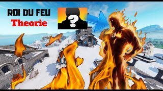 SECRET SKIN THEORY SEASON 7 (KING OF FIRE) Fortnite Battle Royale