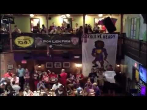 Orlando City Soccer Club fans welcome MLS Commissioner Don Garber