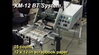 Superior-PHS XM-BT System: Envelope Counter