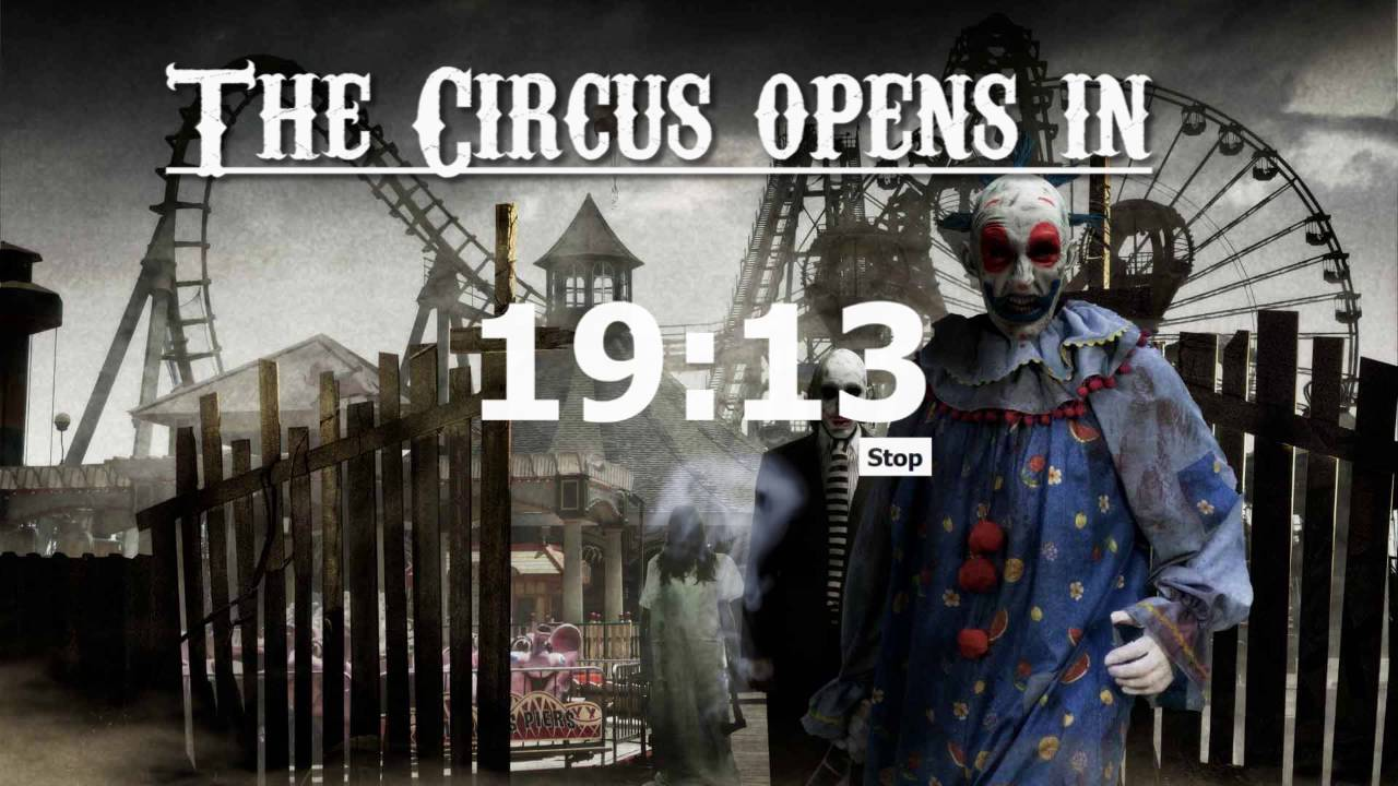 Halloween 2016 Countdown Timer Ver.1 - Circe De Soul-e - YouTube