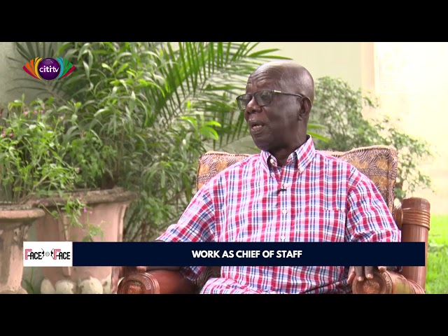 We didn't sideline former Vice President Aliu Mahama - Kwadwo Mpiani