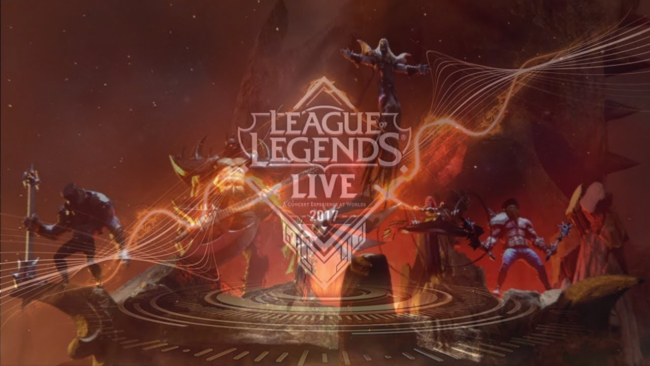 League Of Legends Live
