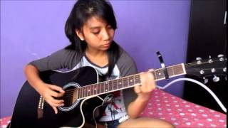River Flows In You guitar cover by Gwen Tomas