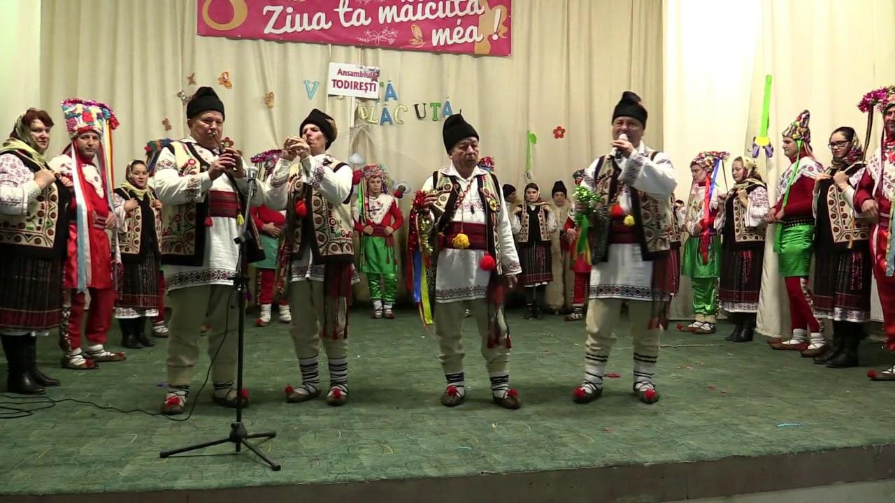 Download Partea I  Tradiții din Todirești, județul Vaslui - 31.12.2017