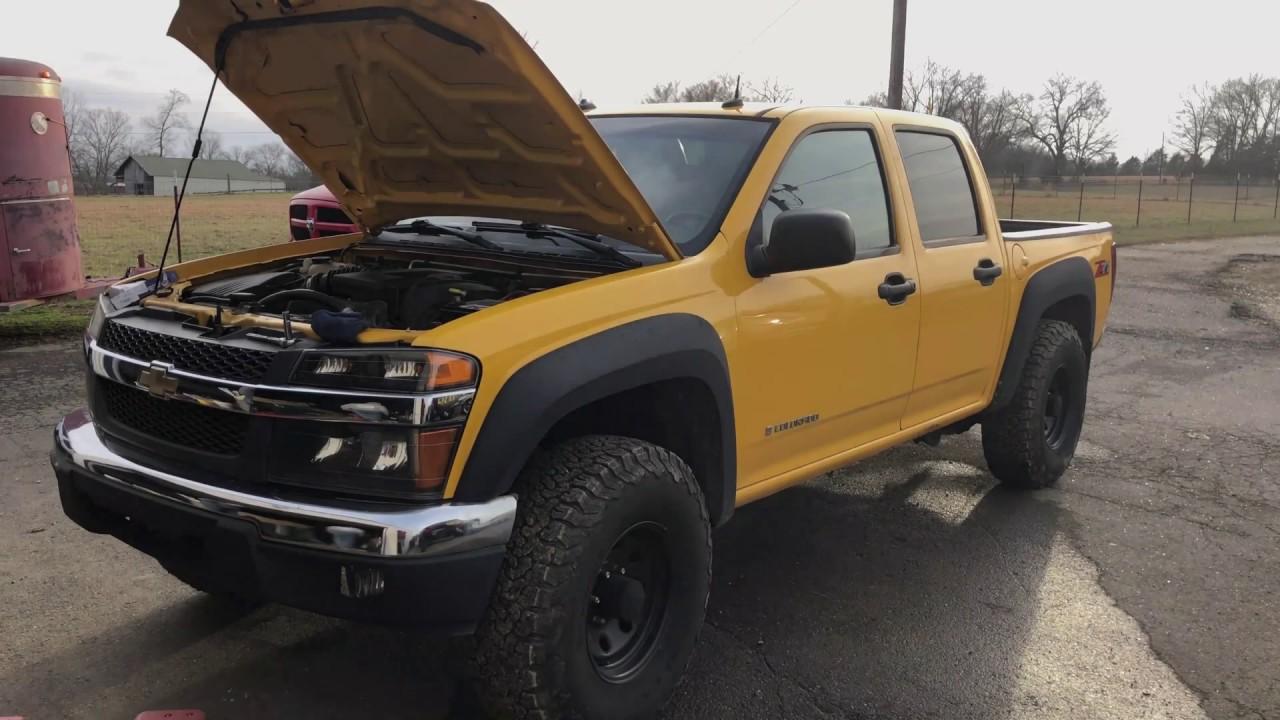 Crank Shaft Sensor Problem - Chevy Colorado 3 5 liter
