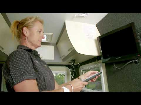 Horizon Motorhomes | How To Videos | Operating TV DVD