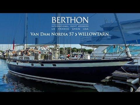 [OFF MARKET] Van Dam Nordia 57 (WILLOWTARN) - Yacht for Sale - Berthon International Yacht Brokers