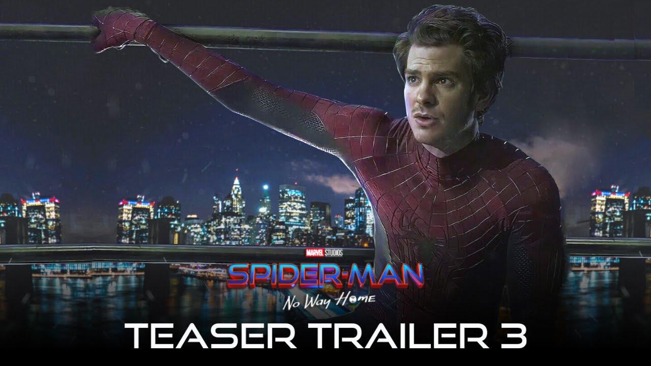 Download SPIDER-MAN: NO WAY HOME (2021) Teaser Trailer 3 | Marvel Studios