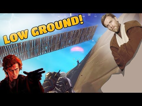 WINNING WITH THE LOW GROUND! *HOW?!* (Fortnite Battle Royale)