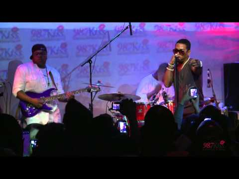 Bobby V - Tell Me (Live at SOBs in NYC)