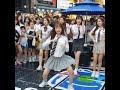 Colegialas japonesas bailando +18 | termina sexual