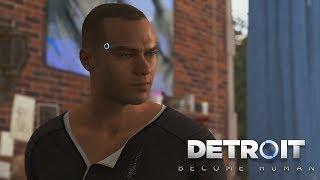 Bariera... [#2] Detroit: Become Human