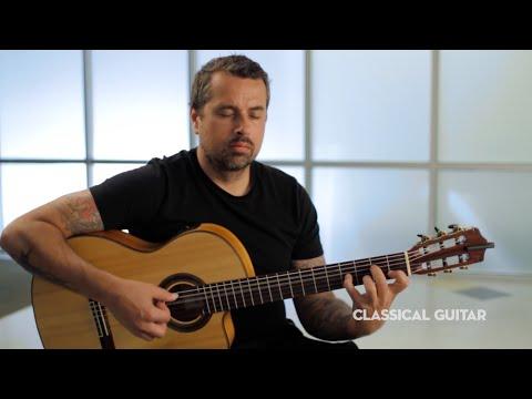Ben Woods Flamenco Guitar - Foo Fighters - Agua Donde Vas