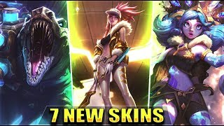 Download All New Skins K Da Akali Prestige Edition Christmas Neeko