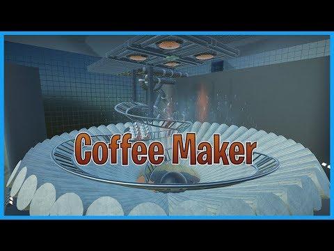 Street Fox Coffee Maker Coaster! Coaster Spotlight 438 | Contest Entry #PlanetCoaster