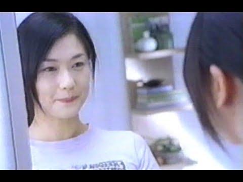 2004年CM カネボウ 肌美精 夏川結衣