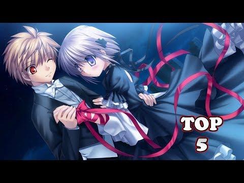 Top 5 Anime. Acción, Comedia, Fantasía, Sobrenatural, Ecchi, Harem, Romance