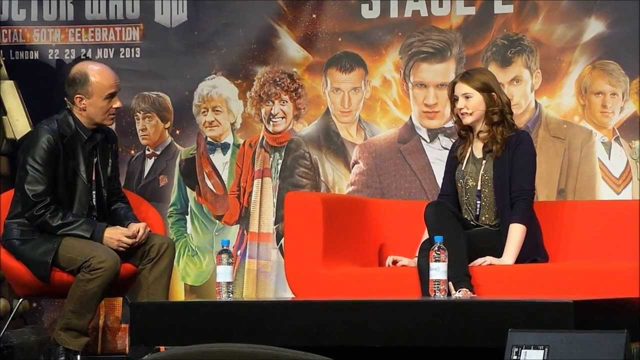 doctor who celebration excel london youtube