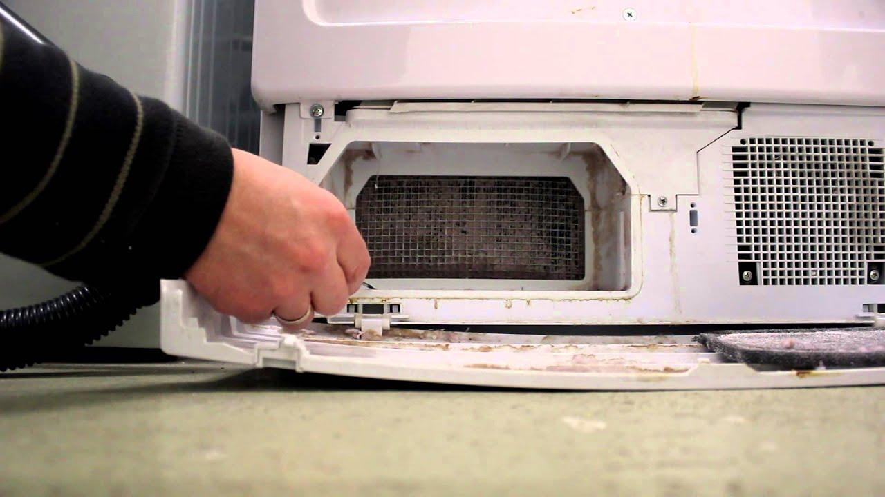 Trocknerfilter reinigen: Was muss man reinigen 01/04 - YouTube