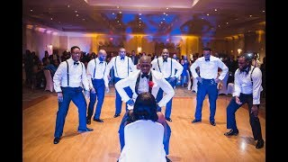 "Josh & Simone Couples Vlog #6 ""GREATEST Groomsmen Dance EVER"""