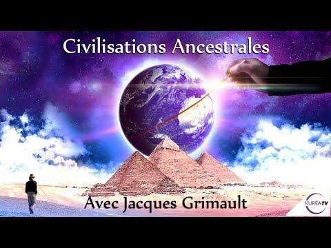 « Civilisations Ancestrales » avec Jacques Grimault - NURÉA TV