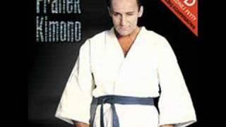 Franek kimono - Pola monola + Coca Cola