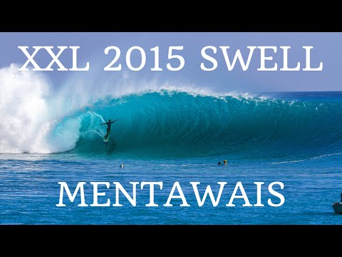 Mentawais Kandui Villas mega swell - Atoll Travel