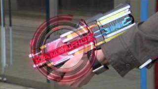 Kamen Rider DiEnd Henshin sound