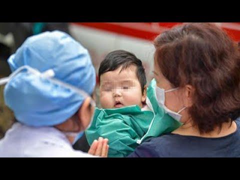 Bebé infectada con coronavirus se cura en Haikou|CCTV Español