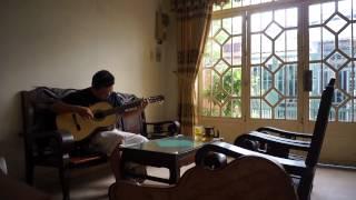 Trai Tim Nguc Tu Guitar Modern Music - Thử đàn Cường Luthier version 2013