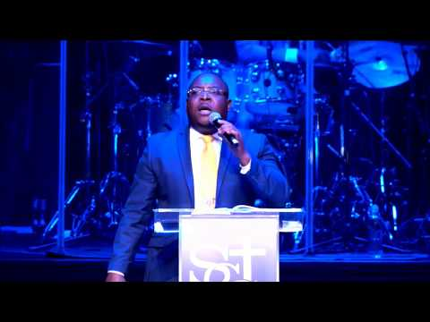 SHOUT YOUR VICTORY NIGHT#3  SALVATION CHURCH OF GOD  Pastor Malory LaurentKings Theater