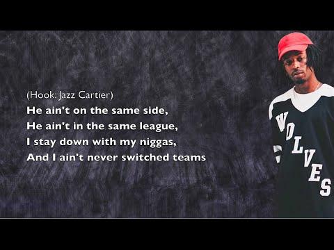Jazz Cartier Switch The Downtown Cliche Lyrics
